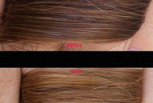 Aclaró tu cabello