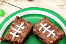 Ky's Football Party / Food