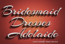 Bridesmaid Dresses Adelaide / Visit this site http://wendy-ann.com.au for more information on Bridesmaid Dresses Adelaide. Bridesmaid Dresses Adelaide can be directly bought from the rack and taken home the on the very same day. And explore the wide range of collection and make the bridesmaid happy and content which will give you pleasure and pride and a wedding to remember. Follow Us : http://www.crunchbase.com/organization/bridesmaid-dress
