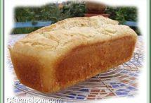 pain a la purée au four