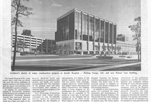 Jewish Hospital: Construction and Expansions / by Barnes-Jewish Hospital