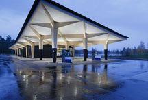 gas istasyonu
