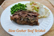 Slow cooker / by Alyssa Robbins