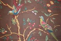 bird patterns