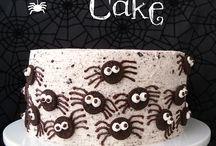 Halloween ideas cake