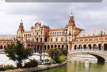 Reise Sevilla