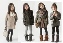 Children of the Future / Someday, my child will be more well-dressed and well-behaved than yours.