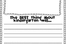 End of Year Kindergarten