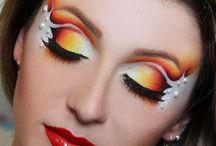 eyes decor extreme makeup