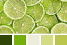 Color Inspiration: Lime / Get your fix of lime green with inspiration for home decor, jewelry, fashion and more!