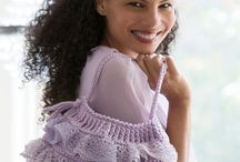 Crochet Purses, Totes and Bags / Crochet purses, bags and totes