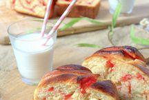 Pan / Bread / Panes dulces y salados. Recetas con fotografía paso a paso.