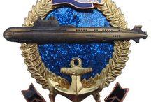 Submarine insignes