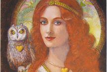 Athéna Déesse