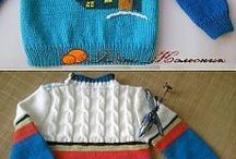 pulover căsuțe