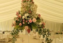 Summer theme / Best Intent Marquees can create the wedding marquee of your dreams! A Summer theme is one of our most requested looks!