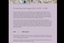 Gaza on Gaza - 6th August 2015, 18:30 – 21:00 / P21 gallery presents Gaza on Gaza, an exhibition of work by Palestinian artists based in Gaza in response to the devastation of last year's conflict.