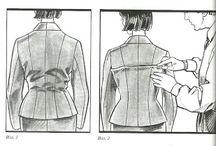 Баланс одежды и корректировка