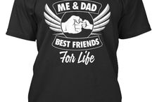 T-shirt : Father Day