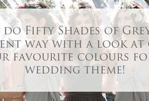 Wedding colour ideas