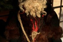 Primitives....just type in primitive Christmas...like it all. / by Barb Holland Oliver