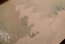 Es weihnachtet - Ein Winteraquarell entsteht / Auf dieser Pinnwand können Sie erleben, wie Schritt für Schritt ein Winteraquarell auf einer Hahnemühle Aquarellpostkarte entsteht. / On this Wall allows you to see how step by step a winter watercolor created.  #Aquarell #Winter #winteraquarell #watercolor #Hanhnemühle