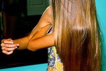 cabello. sano