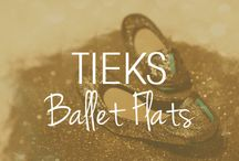 Tieks Ballet Flats / The Ballet Flat Reinvented. The most versatile flats in the world, made with the finest Italian leathers and fabrics. / by Tieks by Gavrieli