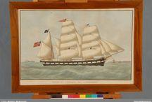 Skutebilder | Ship portraits / Skuteportretter i Vestfoldmuseenes samlinger.