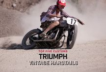 All about Triumph