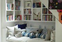 Reading nooks