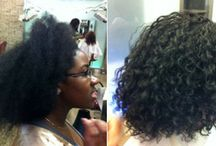 This Is Gonna Hurt: My Hair Care journey / Relationship Status with my hair: It's Complicated  / by Javannie Owen