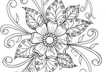 Páginas Para Colorir