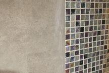 Matière / Salle de bain actuellement