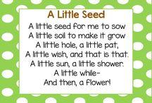 Gardening with kids: Multisensory ELT