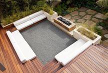 Ławka, siedzisko / fajne miejsca do siedzenia