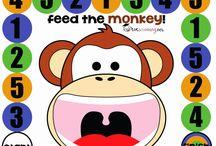 Printable Preschool Worksheets / by Kada Beh
