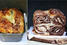 Bread / by Passionate About Baking