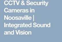 Integrated Sounds and Visions / Home Security, CCTV installation, Internet-WiFi