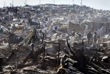 Informal Settlement Fires - Shack Fire Project / Shack fires can be prevented with education and the correct equipment.