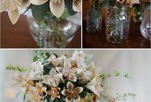 Flowers handmade