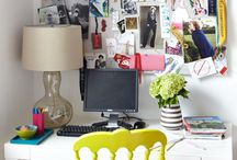Office / by Hannah Fouche