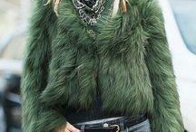 Faux fur colours we love