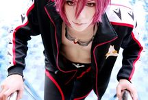 Free! - Cosplay