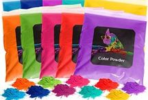 colour run powder
