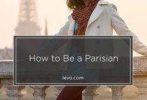 to be parisian