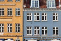 Traveling to Copenhagen, Denmark