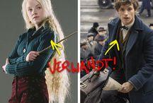 Harry Potter Fakten
