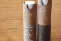 woodturned things