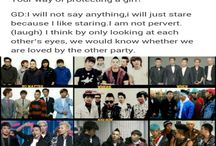 BIGBANG : Nyongtory (Gri) Proof / I believe #nyongtory is real. I hope G-Ri have beautiful life and happiness for each other. Really i hope happiness for them, it's really hurts [I DON'T OWN ALL OF THIS PICTURE]